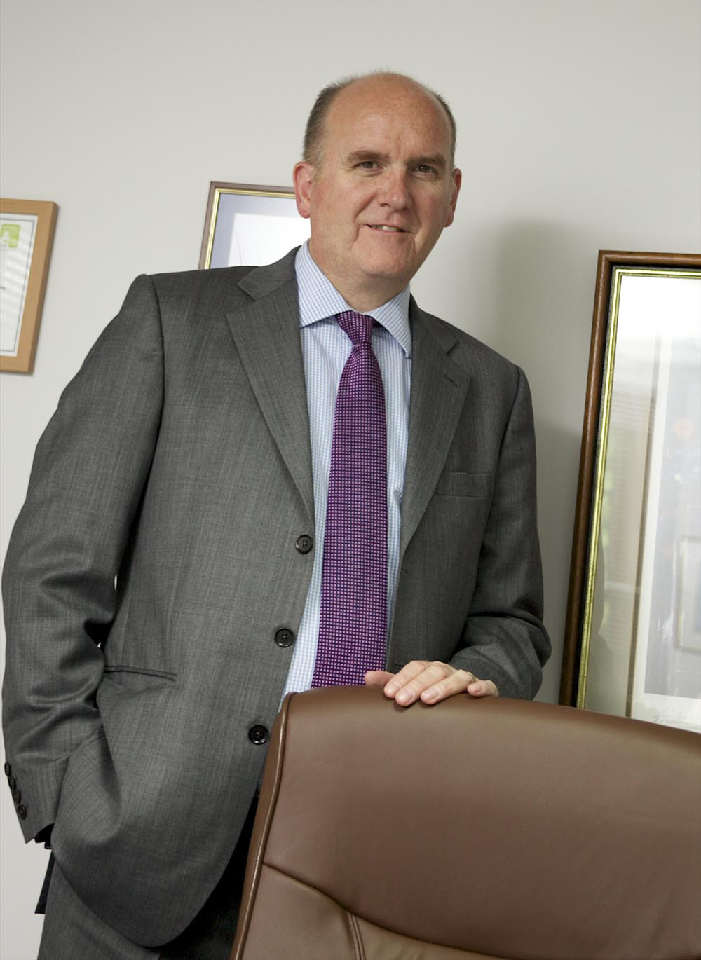 Nigel Smith - Litigation Partner